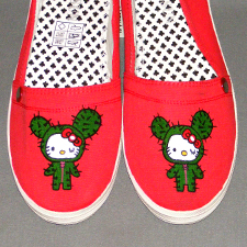 H Kitty Cactus