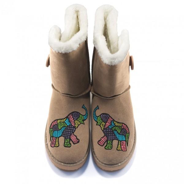 Elephant Gata