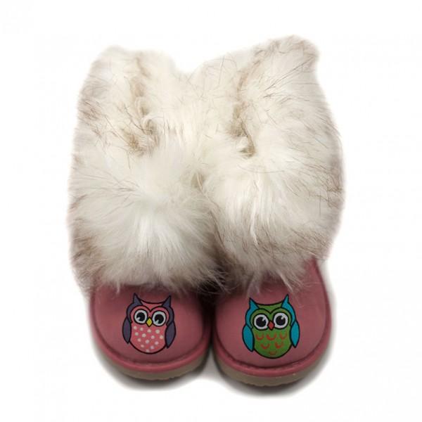 Furry Owls
