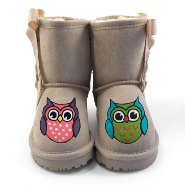 Sand Owls