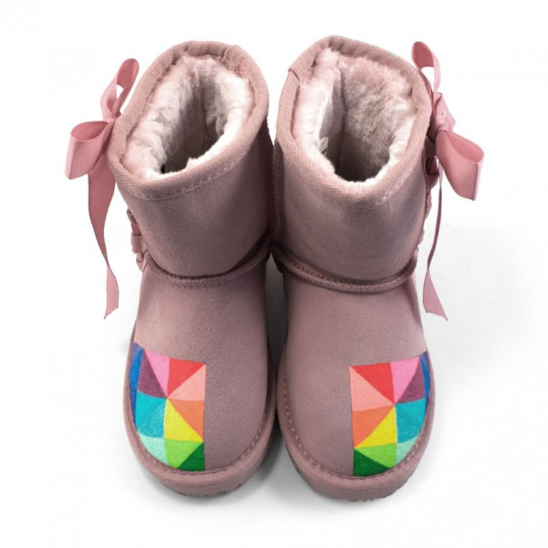Baby Pink GeoColors