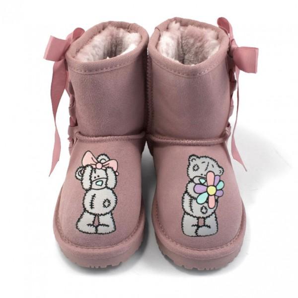 Baby Pink Teddies