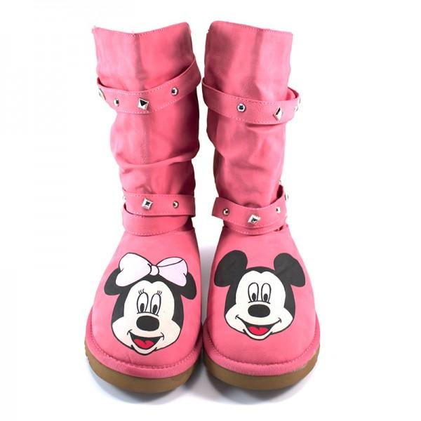 Pink M&M