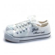 Wedding - Just Married Gata