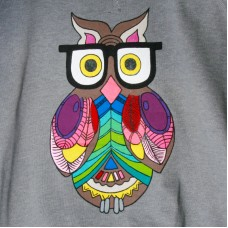 Bluza Grey Owl