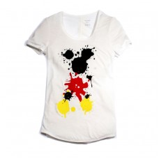 Tricou Mickey Splash